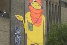 Street Artists: Os Gêmeos