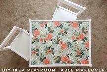 DIY Playroom Projects