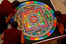 Mandala / Taking the concept of impermanence to a different level