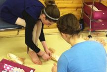 Pointe Fitting / We take pointe shoe fitting seriously...dancers feet are important to us! / by Love2Dance@Meridian Idaho