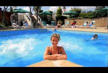 TLH on TV / Slides of TLH Leisure Resort TV advert.