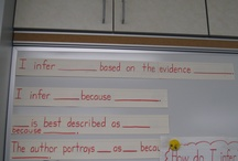 Sentence Frames / Education  / by Tracy Smith