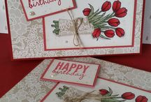 Craft: Cards-Poppies/T
