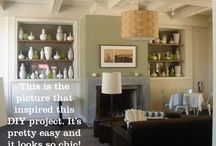 Home | Interiors & Decorating / by Jessica Clifford