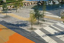 Active Landscapes / Urban landscape design projects, materials and details