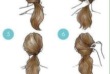 Hairstyles to wear to bed