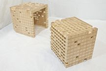 wood work and furniture / by Ben Uyeda