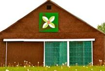 Barn quilts