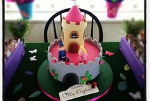 Ben & Holly party ideas