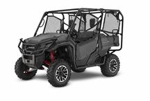 2017 Honda Pioneer 1000-5 Review / Specs (LE / Limited Edition, Deluxe) | Side by Side / UTV / SxS / ATV / Utility Vehicle / 2017 Pioneer 1000-5 LE & Deluxe Side by Side ATV / UTV Review: Changes, Prices, Release Dates, Colors + More!
