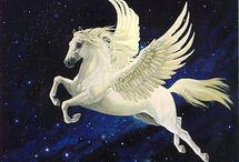 pegasus e unicorno