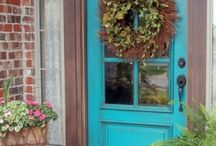 Front doors / by Amy White