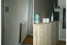 creaties in en om het huis / Huisdecoratie