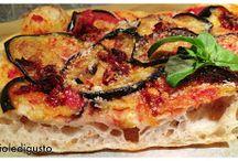 pizza e focacce