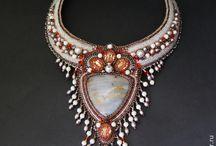 Brodés en perles