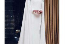 Robe de mariée hijeb