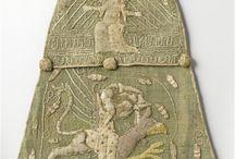 Francja 14 wiek, sakwa