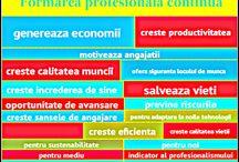 Cursuri  si workshop-uri de formare profesionala / Formarea profesionala este un indicator al profesionalismului