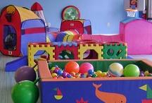 Playroom / by Kristen Leslie