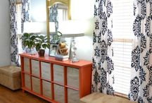 Home sweet home / Purchases, colors, and ideas I've incorporated into my home