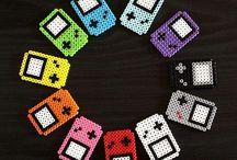 Videojuegos / Videojuegos Hama Beads