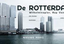 De Rotterdam Font Download