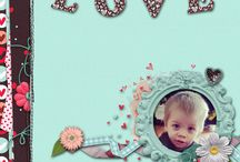 LyllahRaven Designs + CT Members Layouts / New Releases + Products + CT Layouts from LyllahRaven Designs / by April Williams