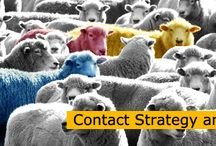 Market Segmentation / Complex B2B Sales typically involves engagement with multiple decision makers and influencers. Each of those people will have their own motivations & they'll all be at their own stage in their buying process.  All of this culminates in a requirement for you to provide the right info/experience to the right people at the right time.