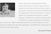 Love Letters From Clients / Testimonials from real Katrina Lee Photography clients!  Thinking about booking a session?  Chat with me about my referral program!   http://blog.katrinaleephotography.com/love-stories-what-clients-have-to-say/