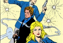 Agent Unknown / This is a comicbook series that I wrote.