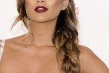 Ball Makeup and Hair