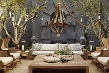 Outdoor spaces I love