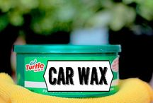 Uses for Car Wax