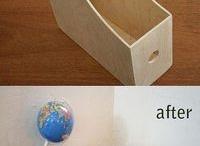 Craft Ideas / by Kim McGowan