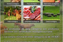 Tu Rincón de Carne Ecológica, Bio, Sin Gluten