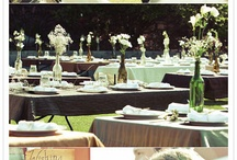 Wine Wedding Ideas / Wedding and wine, a perfect match