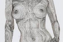 female nude illustrations
