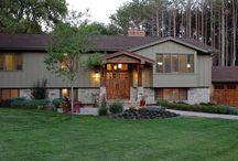 Raised Ranch Rehab