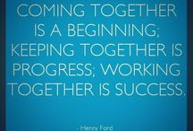 Team work quotes