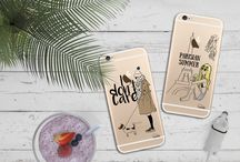 Case design by me / case design illustration art