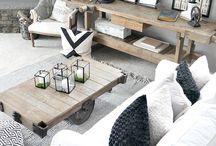LIVING ROOM / Inspo & ideas for my dream house
