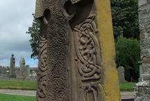 Scotland Pictish Stones