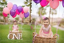 celebrate // first birthday photos, smash cake sessions & parties