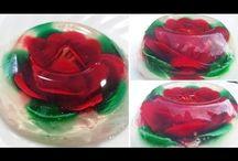 gelatinas artísticas