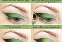 Make up inspiratie