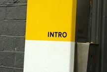 nice signage