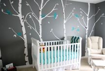nursery ideas / by Marie Lofthouse