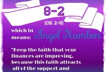 Angel Numbers / by Joann