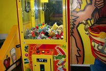 Acme Leisure / Kids Ride in Christchurch Jukeboxes in Christchurch Arcade games in Christchurch Bouncy Castles in christchurch