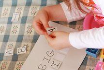 Children aged 2-4 / Year 10 Assignment